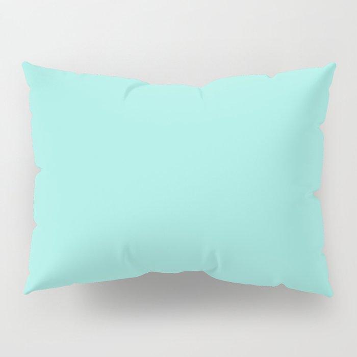 Tiffany Blue Pillow Sham