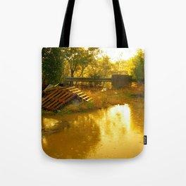 Let it rain... Tote Bag