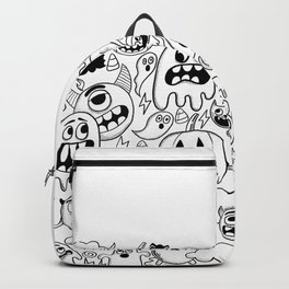 Ghosts & goblins Backpack