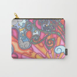 puzzled night Carry-All Pouch