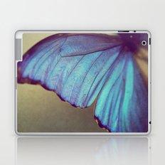 Blue Wing Laptop & iPad Skin