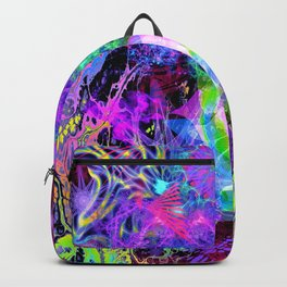 Grip On Unreality (Blacklight) Backpack