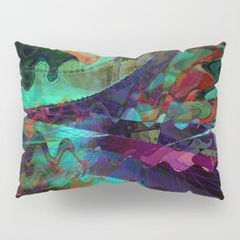 the means is the end b Pillow Sham