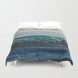 the wave ... Duvet Cover