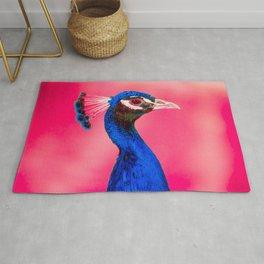 Peacock D3 Rug