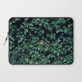 Orange horse in the bush Laptop Sleeve