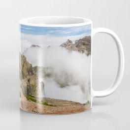 Mountains on Madeira Coffee Mug