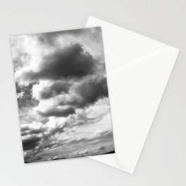 ....Cloudy Ride... Stationery Cards