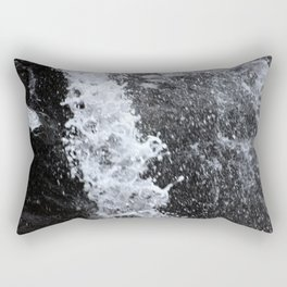 Mystic Place behind the Waterfall Rectangular Pillow
