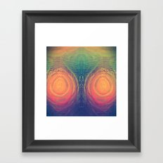 th'hyrryr Framed Art Print