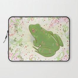 Little Frog Laptop Sleeve