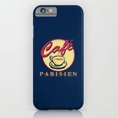 cafe Parisien Slim Case iPhone 6s