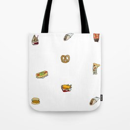 food court ii Tote Bag