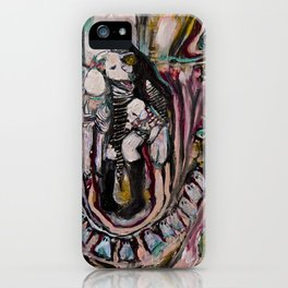 """""""Welcome to My World"""" by Lindsay R. Wiggins iPhone Case"""