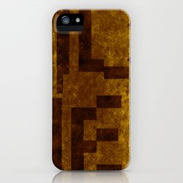 Pilsner Beer Typography iPhone Case