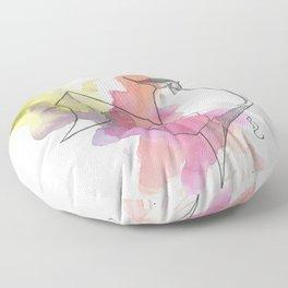 Origami #9 Floor Pillow