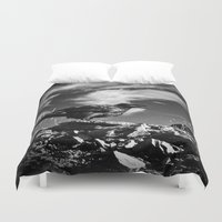 raven Duvet Covers featuring Raven by Lost In Nature