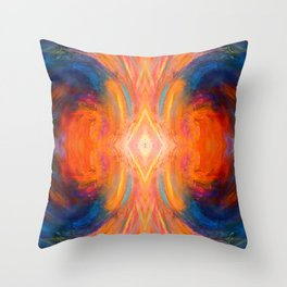 Acoustic Energy Throw Pillow