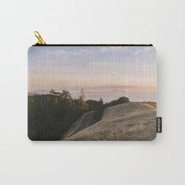 Mt. Tamalpais Sunset Carry-All Pouch