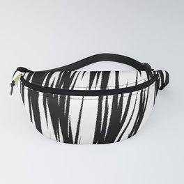 Zebra pattern Fanny Pack