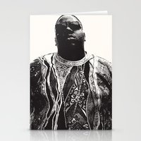 notorious Stationery Cards featuring Notorious by Ricca Design Co.