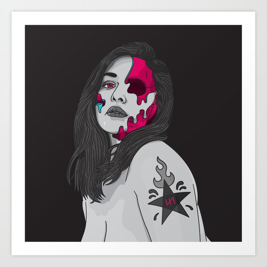 Nocturnas Art Print