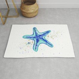 Neptune's Starfish Rug