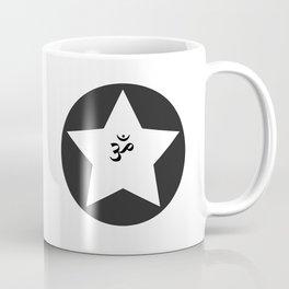Om Star Coffee Mug