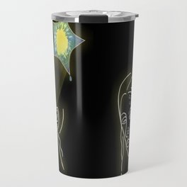 """Twinkle Twinkle"" Illustration by Sheila Fein Poem by Cathy Fuller Travel Mug"