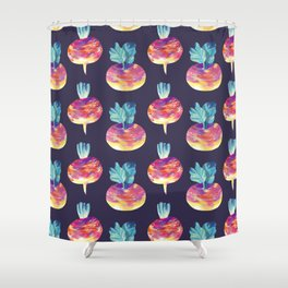 turnip Shower Curtain
