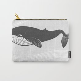 Whale Ink Carry-All Pouch