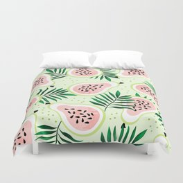 Juicy Surprise #society6 #decor #buyart Duvet Cover