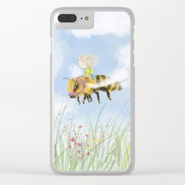 Just Buzzing About Clear iPhone Case