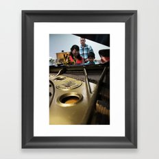 Piano Recital Framed Art Print