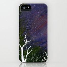 The Loomming Sky iPhone Case