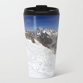 Mont Blanc Massif Travel Mug
