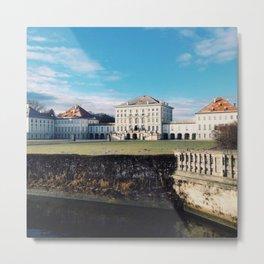 Nymphenburg Metal Print