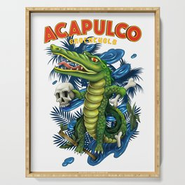Acapulco Serving Tray