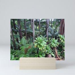 Tropical Forest 12 Mini Art Print