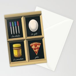 Vlogritte John Green Stationery Cards