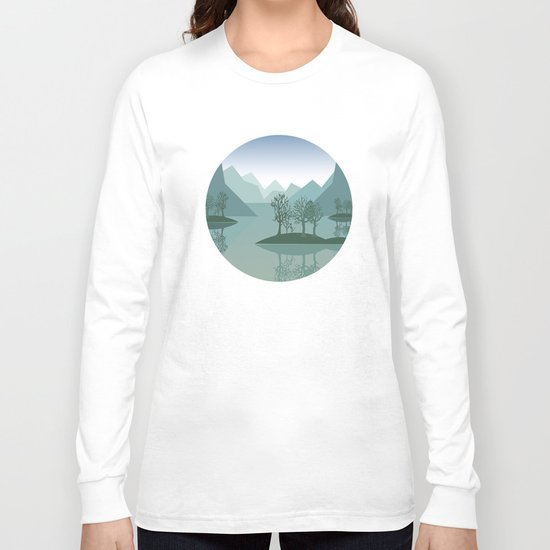 My Nature Collection No. 45 Long Sleeve T-shirt