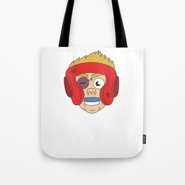 The Fighter's Sparring Tshirt Design Every fighter Tote Bag