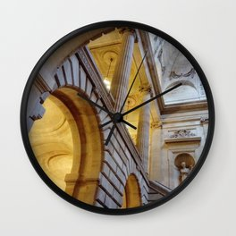 Grand théâtre de Bordeaux 2- inside the opera house Wall Clock