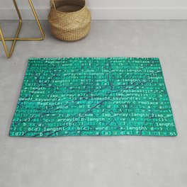 code_forest Rug