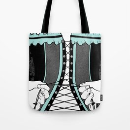 la femme 23 Tote Bag