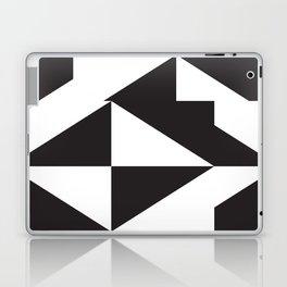 losanges noirs Laptop & iPad Skin