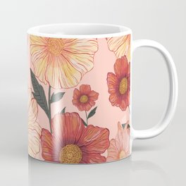 Bold Beginning Blush Coffee Mug