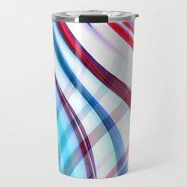 Candy Abstract Travel Mug