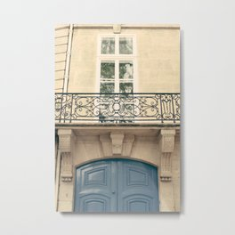 Paris, oh this beauty Metal Print