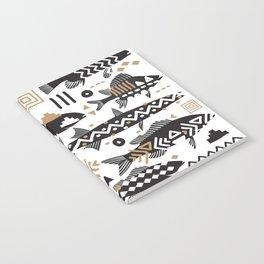 Boho Fishes Notebook